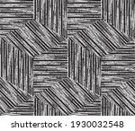 seamless pattern with grunge... | Shutterstock .eps vector #1930032548