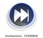 fast forward to end button | Shutterstock . vector #19300846