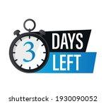 days left. design template for... | Shutterstock .eps vector #1930090052