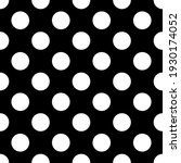 seamless polka dot vector... | Shutterstock .eps vector #1930174052