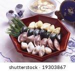 korean cake | Shutterstock . vector #19303867