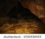 Cave Passages Deep Underground  ...