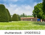 the monumental graveyard of... | Shutterstock . vector #193055012