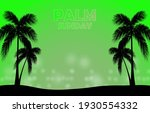 vector background of palm...   Shutterstock .eps vector #1930554332