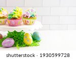 Pastel Rainbow Frosted Easter...