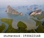Panorama View Of Sametnangshe ...
