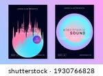 music fest set. minimal techno...   Shutterstock .eps vector #1930766828