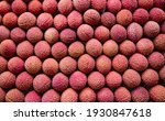Ripe Lychees For Sale At A...