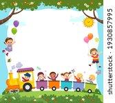 advertising brochure template... | Shutterstock .eps vector #1930857995