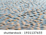 Abstract View Of Natural Sand...