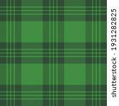 st. patricks day tartan plaid....   Shutterstock .eps vector #1931282825