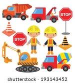 workman vector illustration   Shutterstock .eps vector #193143452