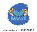 illustration of happy vaisakhi  ...   Shutterstock .eps vector #1931550428
