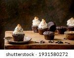 Homemade Chocolate Cupcakes...