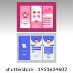 meditation music and daily work ... | Shutterstock .eps vector #1931634602