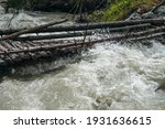 Fast Turbulent River With...