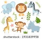 doodle style flat vector... | Shutterstock .eps vector #1931839958