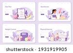 nutritionist web banner or... | Shutterstock .eps vector #1931919905