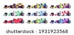 sport racing car  high speed... | Shutterstock .eps vector #1931923568