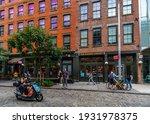 Brooklyn  New York  Usa  ...