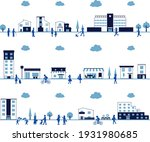 set illustration of lifestyle...   Shutterstock .eps vector #1931980685