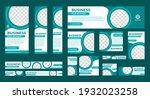 business banner design web...   Shutterstock .eps vector #1932023258