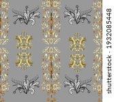 elegant vector classic pattern. ...   Shutterstock .eps vector #1932085448