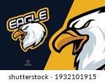 cool eagle mascot logo... | Shutterstock .eps vector #1932101915