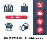 shopping  retail  consumerism...   Shutterstock .eps vector #1932272888
