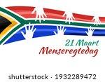 translation  march 21.human... | Shutterstock .eps vector #1932289472