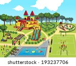 amusement,area,boys,cartoon,childhood,children,clip-art,clipart,drawing,family,father,fatherhood,female,field,fun
