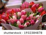 Tulip  Tulips Bouquet. Present...