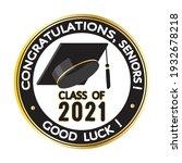 round black  golden stamp ...   Shutterstock .eps vector #1932678218