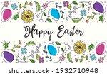 bright spring illustration of...   Shutterstock .eps vector #1932710948