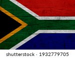 Flag Of South African Republic. ...