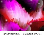 abstract background with... | Shutterstock .eps vector #1932854978
