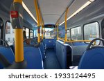 Interior Of The Upper Deck Of...