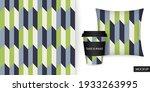 geometric seamless pattern.... | Shutterstock .eps vector #1933263995