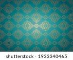 oriental vintage background... | Shutterstock .eps vector #1933340465