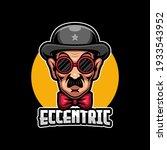 eccentric detective e sports... | Shutterstock .eps vector #1933543952