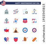 usa happy independence... | Shutterstock .eps vector #1933545815