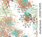 stains seamless pattern.... | Shutterstock .eps vector #1933576595