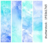 watercolor background abstract... | Shutterstock . vector #193361765