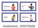 multiracial characters showing... | Shutterstock .eps vector #1933753628