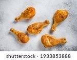 Smoked Chicken Leg Drumsticks...