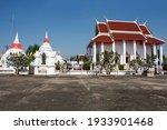 Ordination Hall And Pagoda Of...