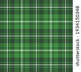 st. patricks day tartan plaid....   Shutterstock .eps vector #1934150348