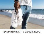white sneakers closeup men's... | Shutterstock . vector #1934265692