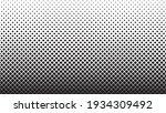 rhombus halftone background... | Shutterstock .eps vector #1934309492