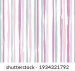 watercolor vertical lines... | Shutterstock .eps vector #1934321792